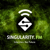 Podcast cover art for Singularity.FM
