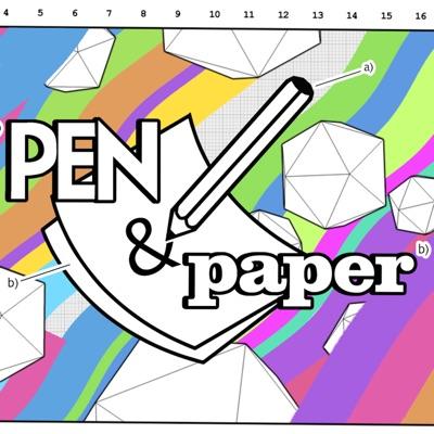 Pen & Paper:Rocket Beans TV