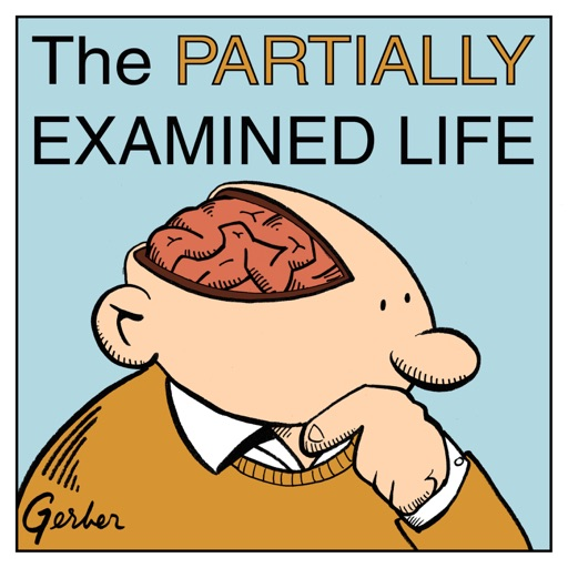 Cover image of The Partially Examined Life Philosophy Podcast