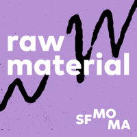 Podcast cover art for Raw Material