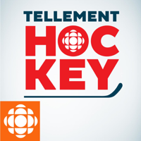 Podcast cover art for Tellement hockey
