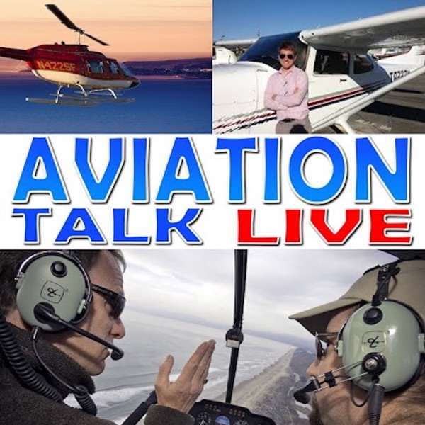 Aviation Talk live