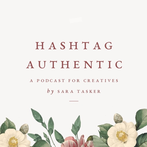 Cover image of Hashtag Authentic - for small businesses, bloggers and online creatives