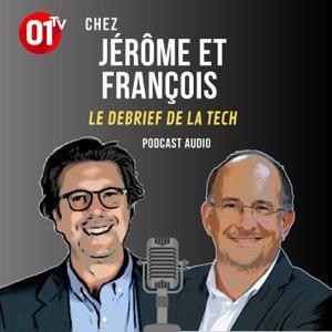 Chez Jérôme et François (podcast techno)