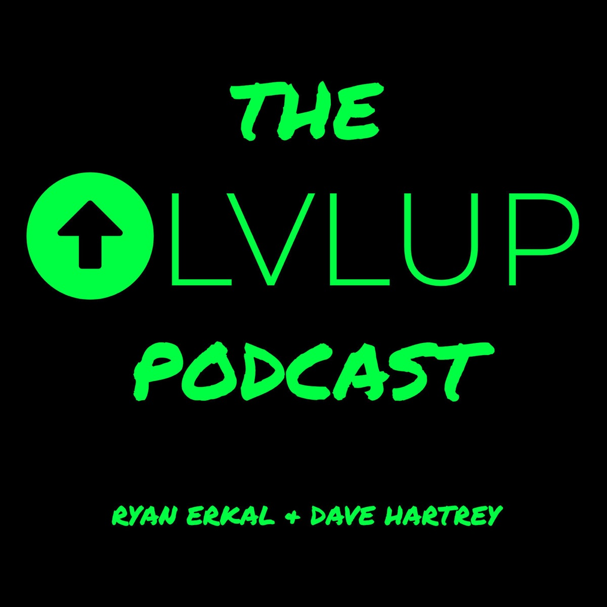 The LVLUP Podcast