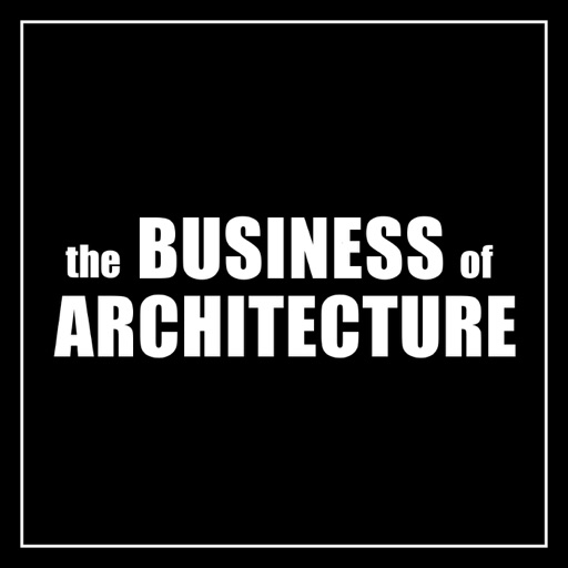 Cover image of Business of Architecture Podcast