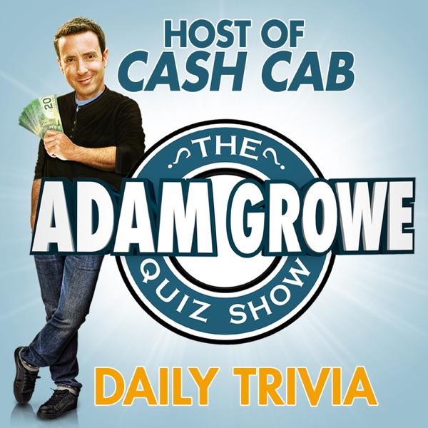 The Adam Growe Quiz Show Daily Trivia