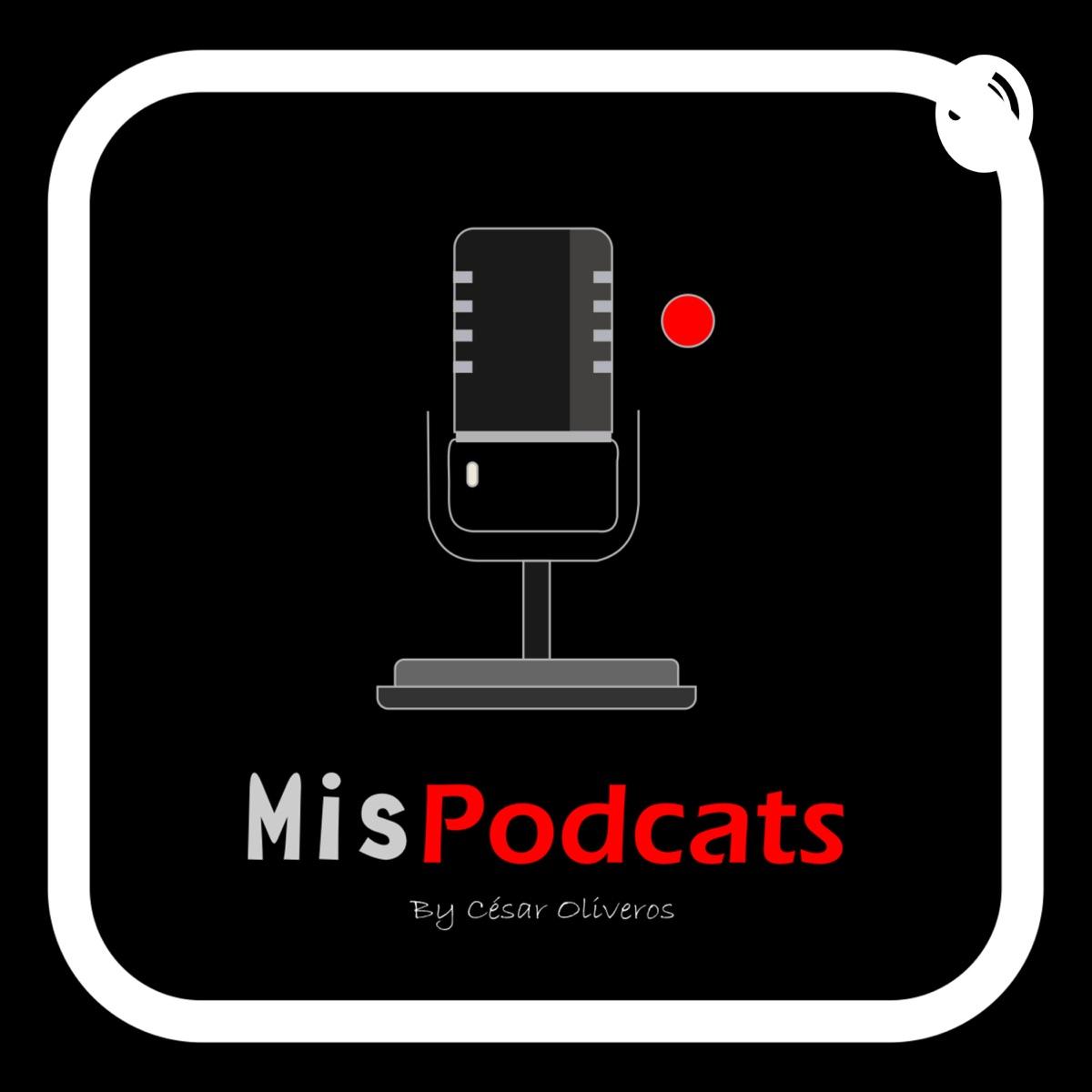 Mis Podcast by-César Oliveros