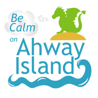 Podcast cover art for Be Calm on Ahway Island Bedtime Stories