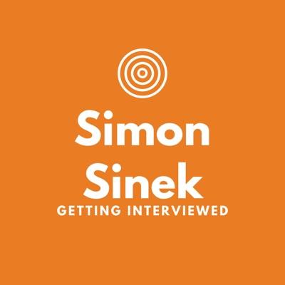 Simon Sinek Getting Interviewed:Simon Sinek Getting Interviewed