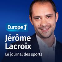 Le journal des sports - Jérôme Lacroix podcast