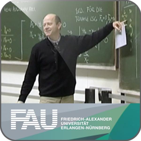 Nichtlineare Kontinuumsmechanik (NLKM) 2014 (Audio)