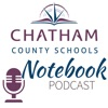 Chatham County Schools Notebook artwork