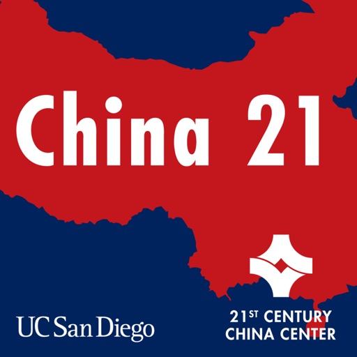 Cover image of China 21