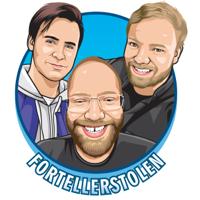 Fortellerstolen podcast