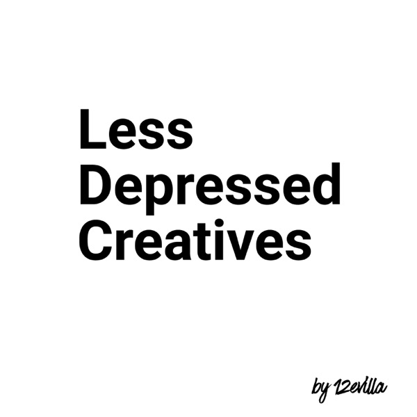 Less Depressed Creatives... with Revilla