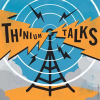 Thinium Talks - dé podcast over luisterboeken en de vertolkers ervan. podcast