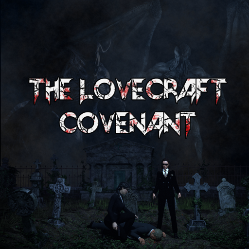 Cover image of The Lovecraft Covenant
