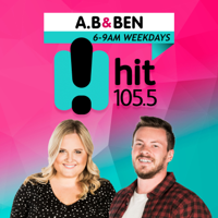 AB & Ben - Coffs Coast's Hit105.5 podcast