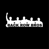 Back Row Bros podcast