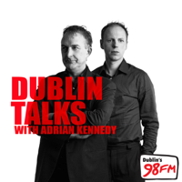 98FM's Dublin Talks podcast