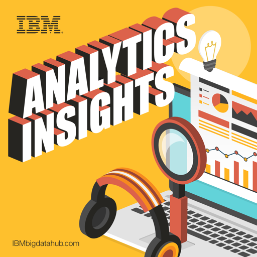 Cover image of IBM Analytics Insights Podcasts