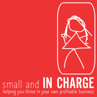 small and IN CHARGE Podcast podcast