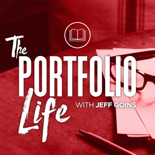 Cover image of The Portfolio Life with Jeff Goins