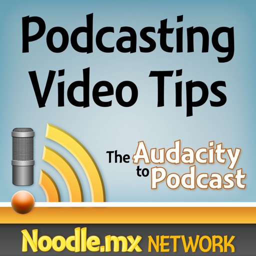 Cover image of Podcasting Video Tips