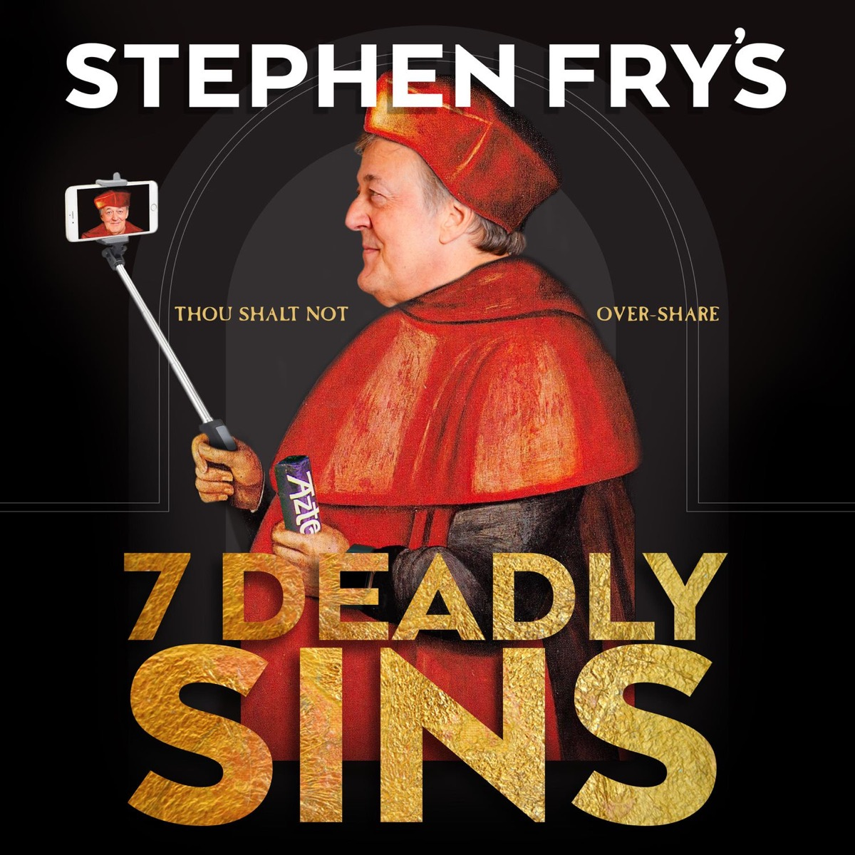 Stephen Fry's 7 Deadly Sins