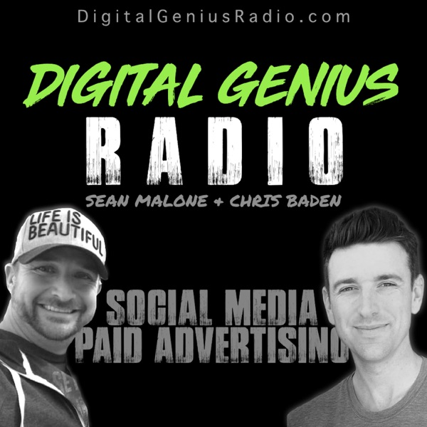 Digital Genius Radio: Social Media Paid Advertising