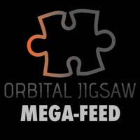 Podcast cover art for Orbital Jigsaw MEGA Feed