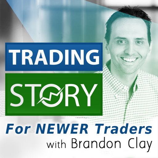 Cover image of Trading Story: Trading Interviews, Tips & Inspiration For Newer Traders