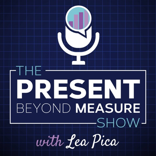 Cover image of The Present Beyond Measure Show: Data Visualization, Storytelling & Presentation for Digital Marketers