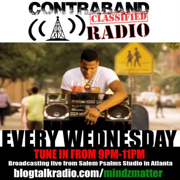 Contraband Classified's Podcast