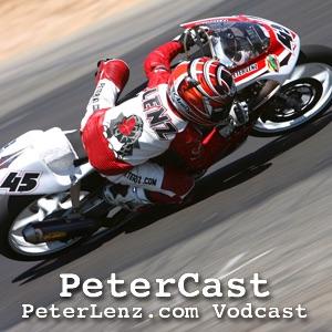 Peter Lenz: 125 Gran Prix Motorcycle Road Racer