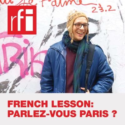 French lesson: Parlez-vous Paris ?:RFI