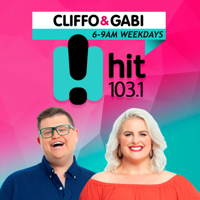 Cliffo and Gabi - hit103.1 Townsville podcast