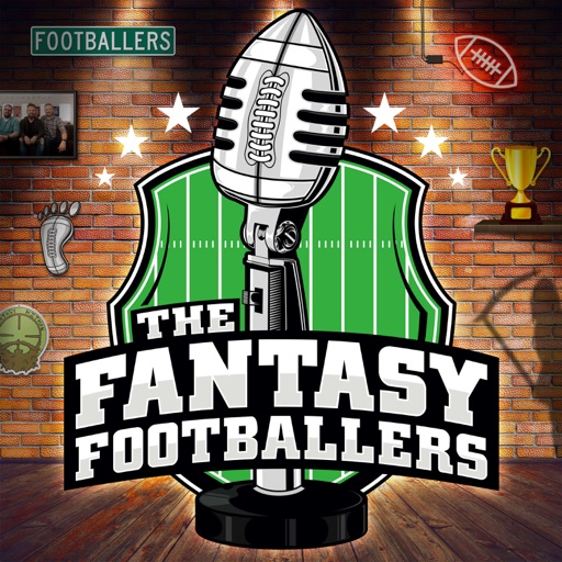 Cover image of Fantasy Footballers - Fantasy Football Podcast