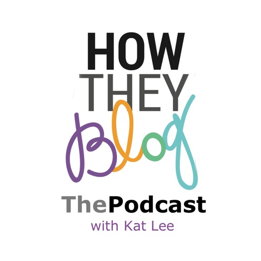 Cover image of The How They Blog Podcast