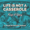 Life is Not a Casserole artwork