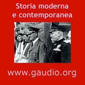 Storia moderna e contemporanea