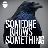 Podcast cover art for Someone Knows Something