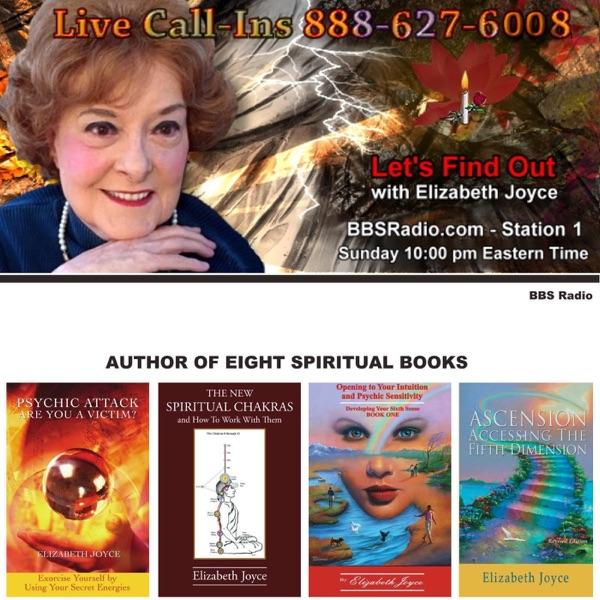 Lets Find Out with Elizabeth Joyce