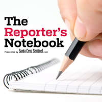 Podcast cover art for The Reporter's Notebook