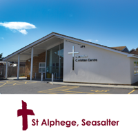 St Alphege Seasalter podcast