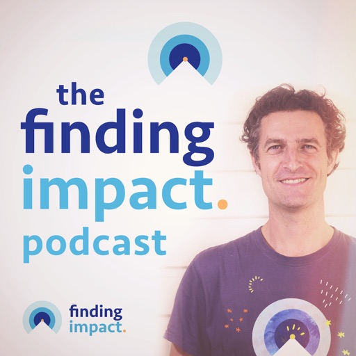 Cover image of The Finding Impact Podcast