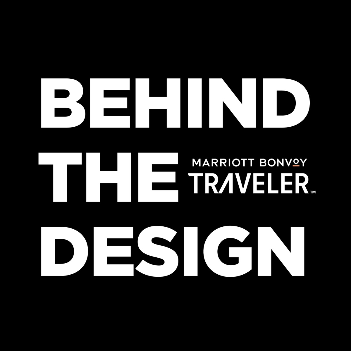 Marriott Bonvoy Traveler: Behind The Design
