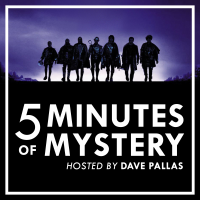 5 Minutes of Mystery podcast