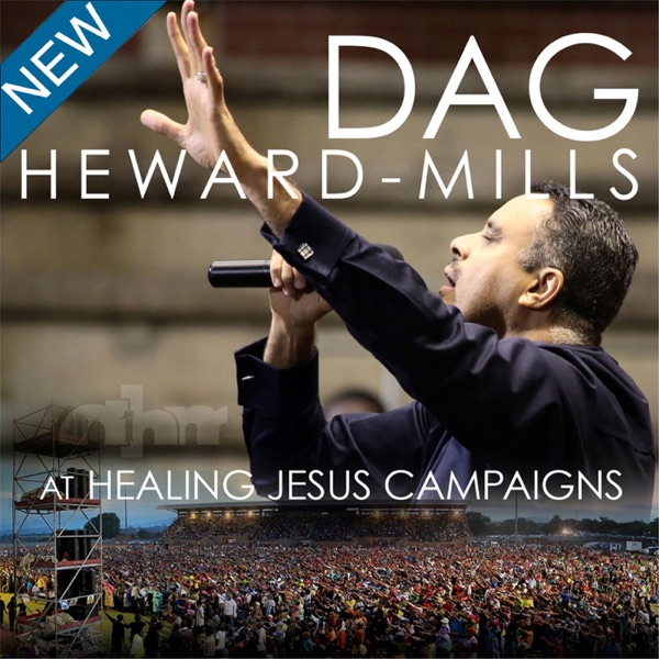 Dag Heward-Mills at Healing Jesus Campaigns and Conferences
